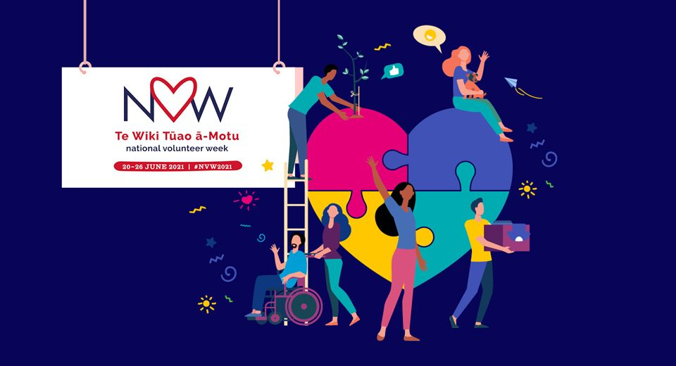'Connecting our hearts' together for National Volunteer Week