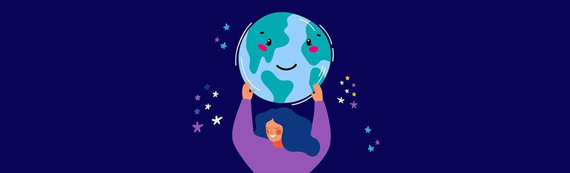 The planet needs us - green volunteering